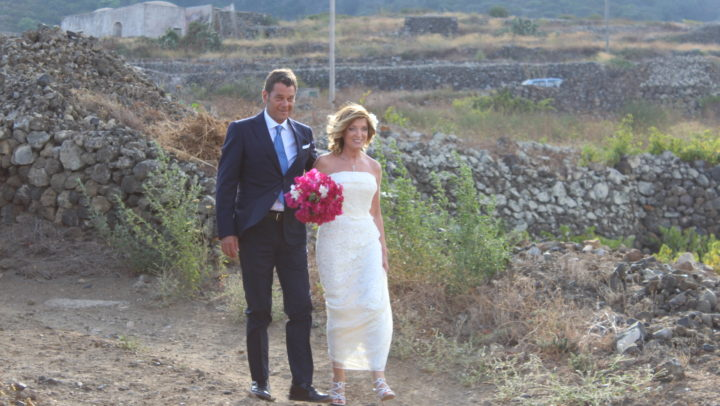 Sposarsi a Pantelleria